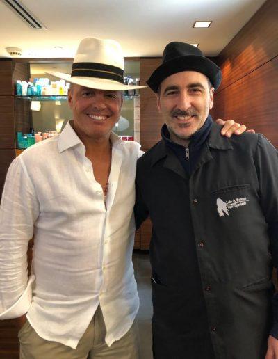 Luis Miguel Gallego Basteri is a Puerto Rican-born Mexican singer and icon in Latin America, often referred to as El Sol de México.